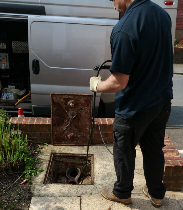 Drain Cleaning Tunbridge Wells
