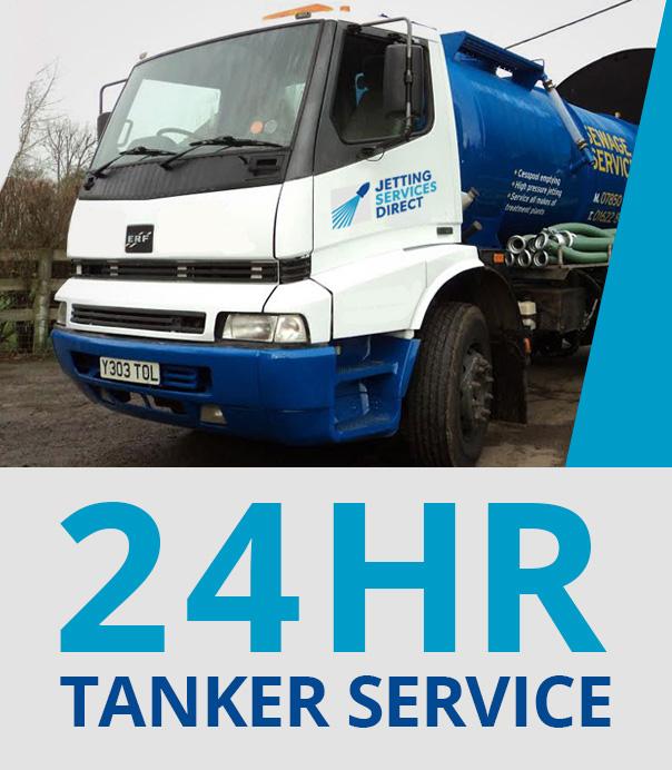 Tanker Service Tunbridge Wells